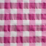 Overlay Gingham Pink and White Medium