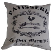 Patisserie Cushion