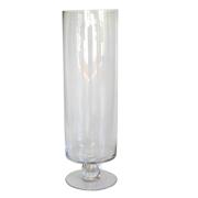 Pedestal Cylinder Vase D