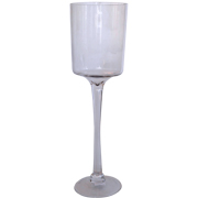 Pedestal Cylinder Vase E