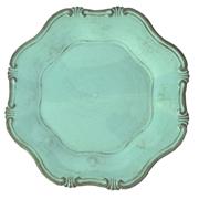 Provencal Under Plate Blue