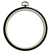 Round Embroidery Hoop Black
