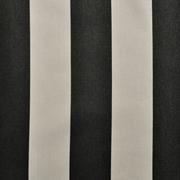 Runner Chocolate and Stone Thick Stripe