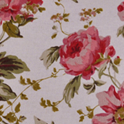 Runner Floral Pinks and Greens