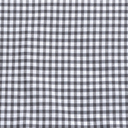 Runner Gingham Grey Small Square