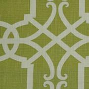 Runner Lattice Print Lime and White
