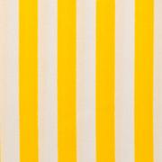 Runner Yellow and White Stripe