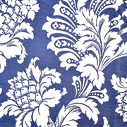 Runner Blue and White Classic Floral