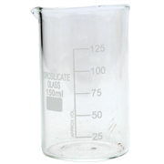 Science Vessel H Spouted Beaker 150ml
