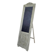 Shabby Chic Chalkboard A Frame Large