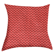 Shweshwe Print Cushion Cover D