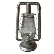 Silver Paraffin Lantern