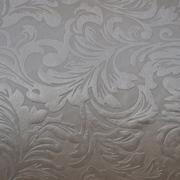 Silver Satin Jaquard Damask Tablecloth