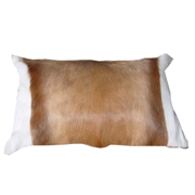 Springbok Skin Cushion Cover