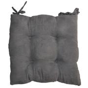 Tuck Cushion Flat Grey