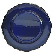 Venetian Under Plate Blue