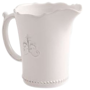 Vintage Style Tea Set Milk Jug