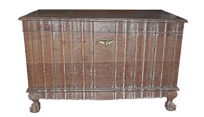 Vintage Dowry Kist
