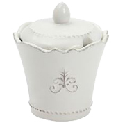 Vintage Style Tea Set Sugar Bowl
