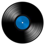 Vinyl Record Large