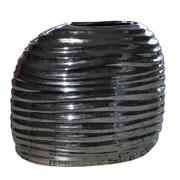 Wavy Ceramic Vase Short