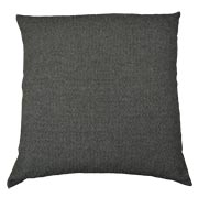 Rustic Weave Cushion Cover Grey