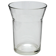 Wide Tapered Pot Vase Tall