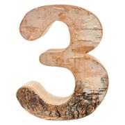 Wood Number 3