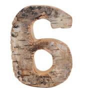 Wood Number 6