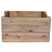 Wooden Crate A