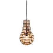 Wooden Lightbulb