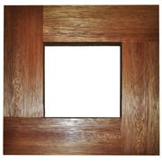 Wooden Frame Baseplate