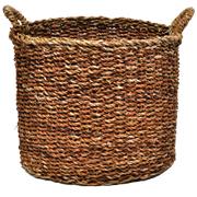 Woven Basket Oval F
