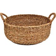 Woven Basket Round