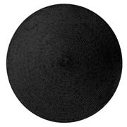 Black Placemat