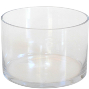 Cylinder Vase Short Small