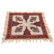 Oriental Overlay Square Small