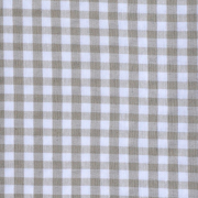 Overlay Gingham Stone Small Square