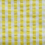 Overlay Gingham Yellow Small Square