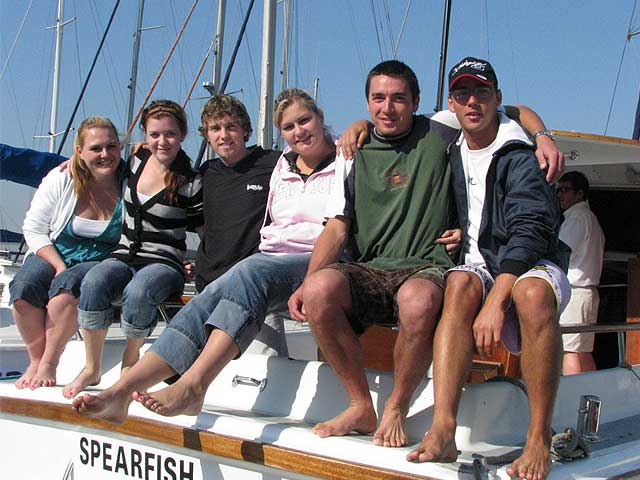 DECK OFFICER TRAINING PROFESSIONAL YACHTMASTER TRAINING Durban South