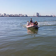 Yacht Rating Class - August RIB group