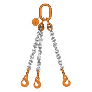 3 Chain sling triple leg with master link shackle