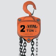 2 Ton Vital Chain Block