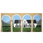 Cape Winelands Scene 1