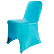 Turquoise Chaircover