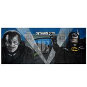 Clown and Batman
