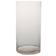 Cylinder Vase Wide 40cm