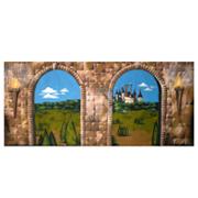 Medieval Window Scene 1
