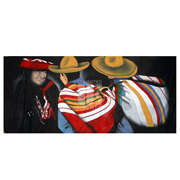 Mexican Three Men