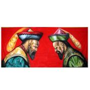Two Japanese Men